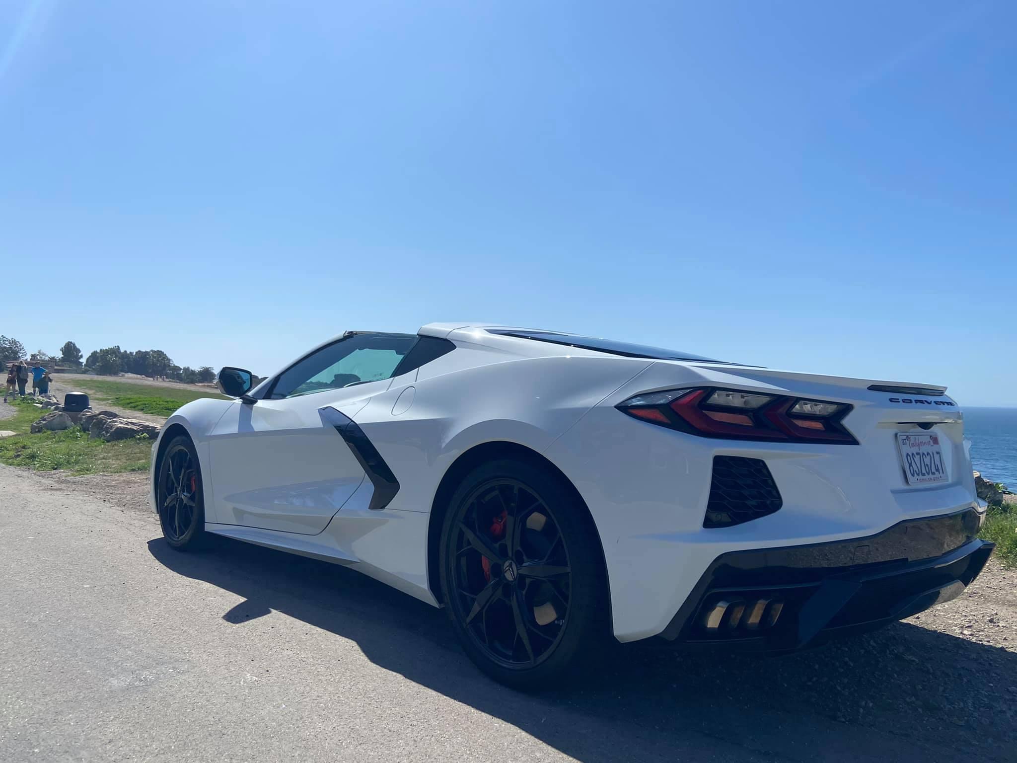 Corvette C8 Exterior